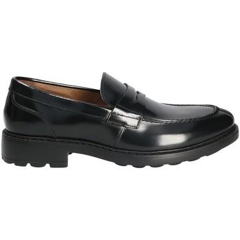Schuhe Herren Slipper Maritan G 160582 Schwarz