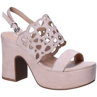 Schuhe Damen Sandalen / Sandaletten Apepazza GRC02 Rosa
