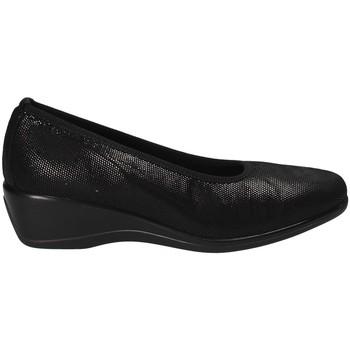 Schuhe Damen Ballerinas Susimoda 830150 Schwarz