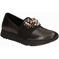 Schuhe Damen Slip on Apepazza MCT14 Grau