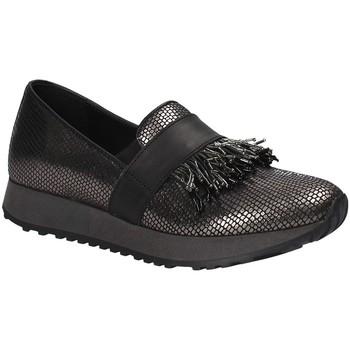 Schuhe Damen Slip on Apepazza MCT15 Grau