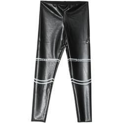 Kleidung Damen Leggings Denny Rose 721DD20022 Schwarz