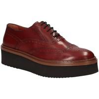 Schuhe Damen Derby-Schuhe Triver Flight 217-01 Braun