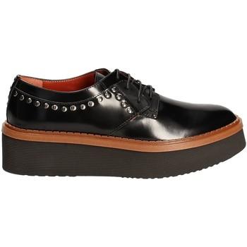 Schuhe Damen Derby-Schuhe Triver Flight 217-02 Schwarz