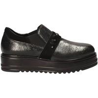 Schuhe Damen Slip on Grace Shoes 16157 Schwarz