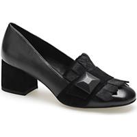 Schuhe Damen Slipper Apepazza ADY02 Schwarz