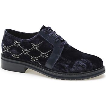 Schuhe Damen Derby-Schuhe Apepazza CMB03 Blau