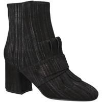 Schuhe Damen Low Boots Apepazza LTZ02 Schwarz