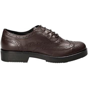 Schuhe Damen Derby-Schuhe Mally 4704S Braun