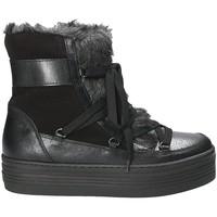 Schuhe Damen Schneestiefel Mally 5990 Schwarz