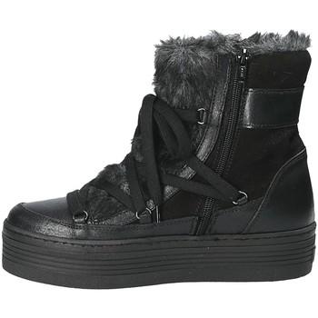 Mally 5990 Schwarz - Schuhe Schneestiefel Damen 5239