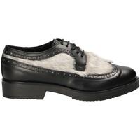 Schuhe Damen Derby-Schuhe Mally 4665SA Schwarz