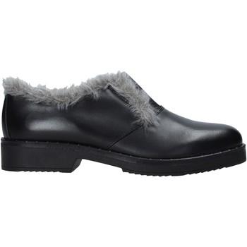 Schuhe Damen Derby-Schuhe Mally 5885DB Schwarz