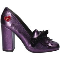 Schuhe Damen Pumps Fornarina PI18SV1091M026 Violett