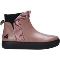 Schuhe Damen Boots Fornarina PI18YM1067V067 Rosa