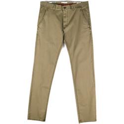 Kleidung Herren Chinohosen Gaudi 811FU25033 Grün