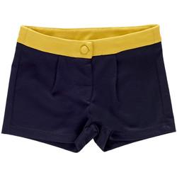 Kleidung Kinder Shorts / Bermudas Chicco 09052639 Blau