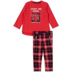 Kleidung Mädchen Kleider & Outfits Losan 726 8013AD Rot