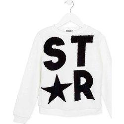 Kleidung Kinder Sweatshirts Losan 724 6018AB Weiß