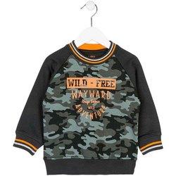 Kleidung Kinder Sweatshirts Losan 725 6008AC Grün