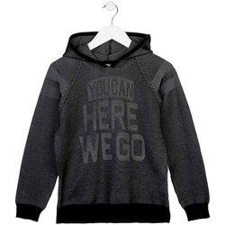 Kleidung Kinder Sweatshirts Losan 723 5004AA Schwarz