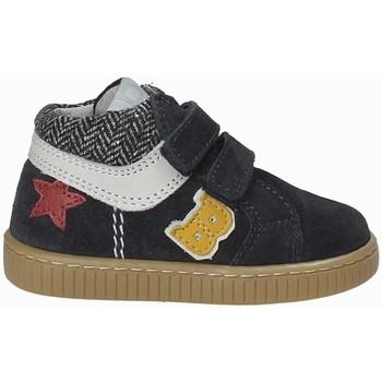 Schuhe Kinder Sneaker Low Balducci CITA015 Blau