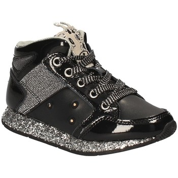 Schuhe Mädchen Sneaker High Lelli Kelly L17I6520 Schwarz