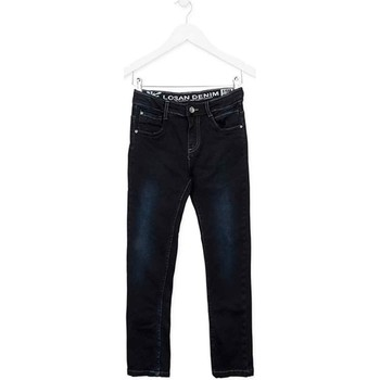 Kleidung Kinder Slim Fit Jeans Losan 723 9001AA Blau