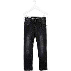 Kleidung Kinder Slim Fit Jeans Losan 723 9004AA Grau