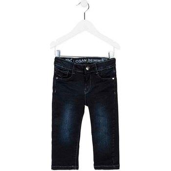 Kleidung Kinder Slim Fit Jeans Losan 725 9005AC Blau