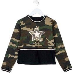 Kleidung Kinder Sweatshirts Losan 724 6023AB Grün