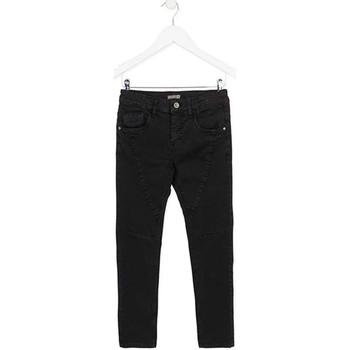 Kleidung Kinder 5-Pocket-Hosen Losan 723 9010AA Grau