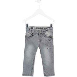 Kleidung Kinder Slim Fit Jeans Losan 725 9004AC Grau