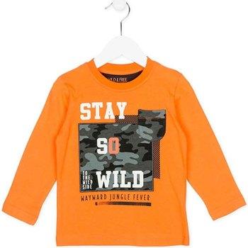 Kleidung Kinder Sweatshirts Losan 725 1013AC Orange