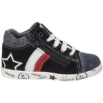 Schuhe Kinder Sneaker High Melania ME0128A7I.B Blau
