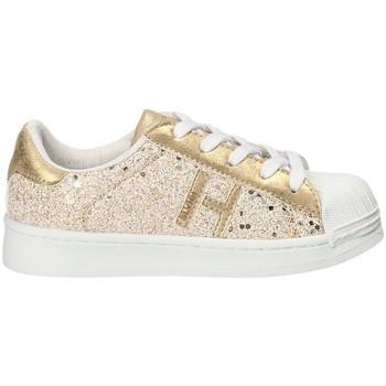 Schuhe Mädchen Sneaker Low Silvian Heach SH-S18-0 Gelb