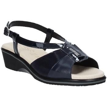 Schuhe Damen Sandalen / Sandaletten Susimoda 270414-01 Blau