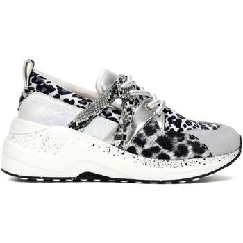 Schuhe Damen Sneaker Low Café Noir DA934 Weiß