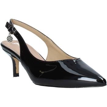 Schuhe Damen Pumps Gold&gold A20 GE01 Schwarz
