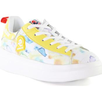 Schuhe Damen Sneaker Low Invicta 4461158/D Weiß