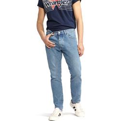 Kleidung Herren Straight Leg Jeans Wrangler W18RER Blau