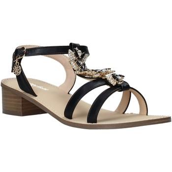 Schuhe Damen Sandalen / Sandaletten Gold&gold A20 GL507 Schwarz