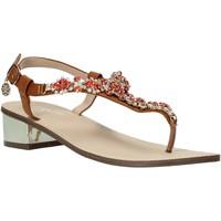 Schuhe Damen Sandalen / Sandaletten Gold&gold A20 GL540 Orange