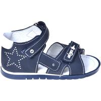 Schuhe Kinder Sandalen / Sandaletten Melania ME0821A9E.B Blau