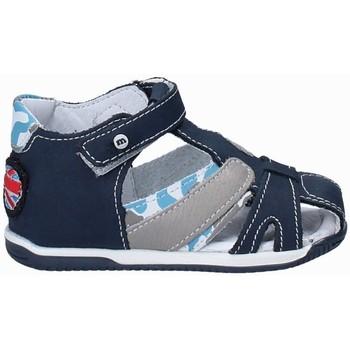 Schuhe Kinder Sandalen / Sandaletten Melania ME0809A8E.A Blau