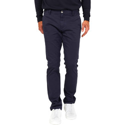 Kleidung Herren Chinohosen Gas 360702 Blau