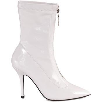 Schuhe Damen Low Boots Gold&gold B18 GD05V Weiß