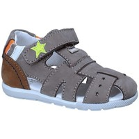 Schuhe Kinder Sandalen / Sandaletten Balducci CIT1085 Grau