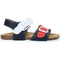 Schuhe Kinder Sandalen / Sandaletten Bionatura LUCA IMB Blau