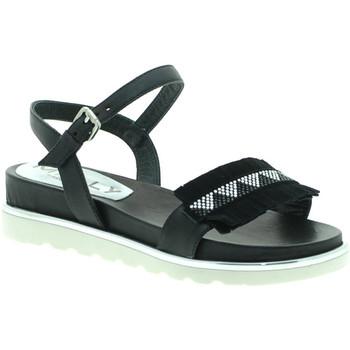 Schuhe Damen Sandalen / Sandaletten Mally 6260 Schwarz